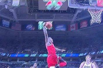 Nate Robinson Bulls Dunk