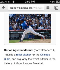 The truest thing ever put on Wikipedia ever.